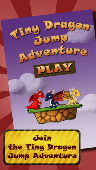 A Tiny Dragon Jump Sky Adventure - Monster Breed Racing Story Free Top Kids Social Game