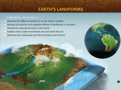 Earth's Landforms School