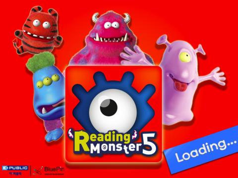 Reading Monster Town 5