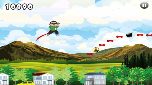 Gangnam Jump - The New Catch Birds Adventure Game