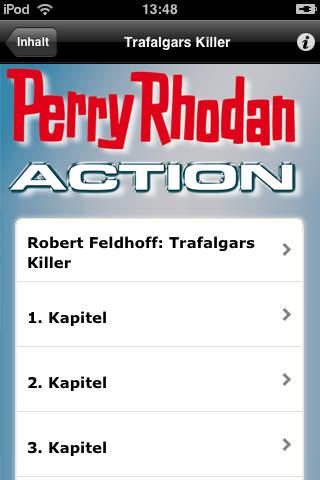 Perry Rhodan Action Band Nr. 1 - Trafalgars Killer