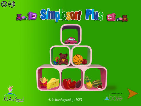 SimpleSort Plus by KidsAndBeyond, LLC   Review