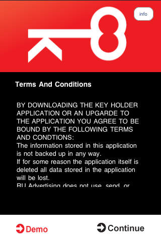 Right Key iPhone Screenshot 3