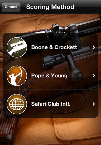 Trophy Score iPhone Screenshot 2