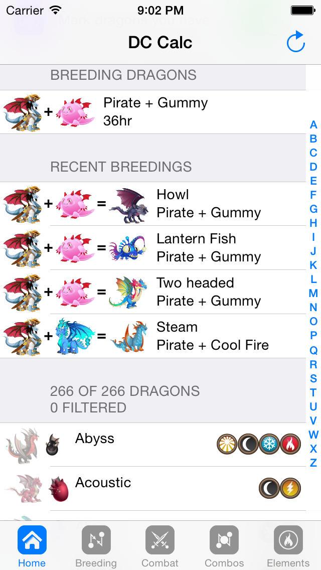 dragon city dragon breeding guide