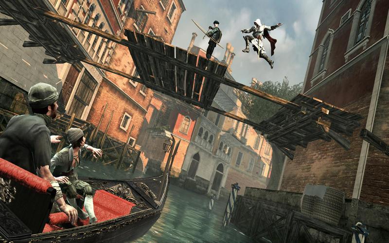 Ubisoft - Assassin'-s Creed II