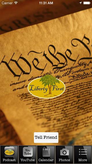 Liberty First