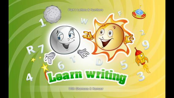 Learn Writing English P1
