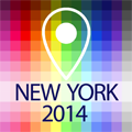 Offline Map New York - Guide, Attractions and Transport