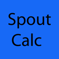 Spout Calculator