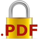 PDFEncryptTool - add password protection to PDF file