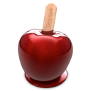 Candy Apple - Vektorgrafikdesign