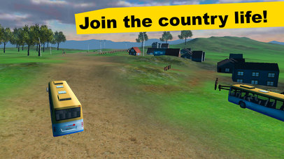 Country Bus Simulator 3D screenshot 2