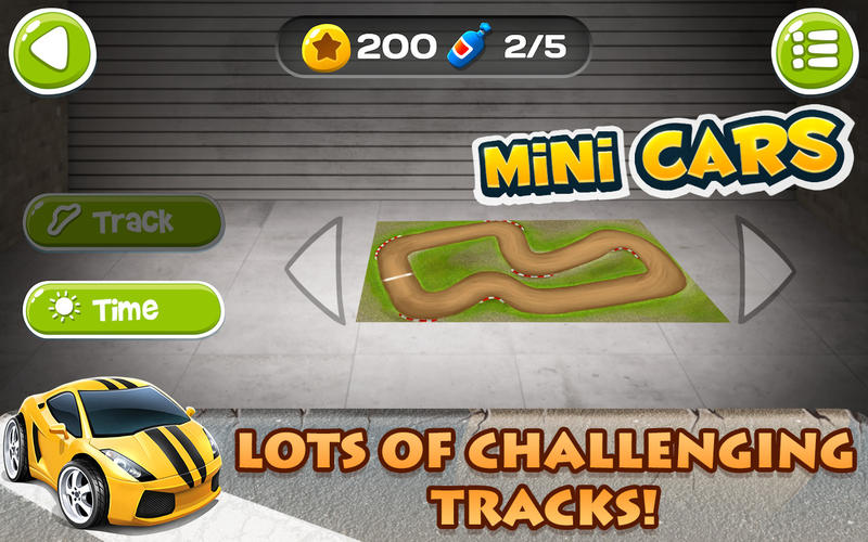 Mini Cars - Max Adventure Screenshot - 1