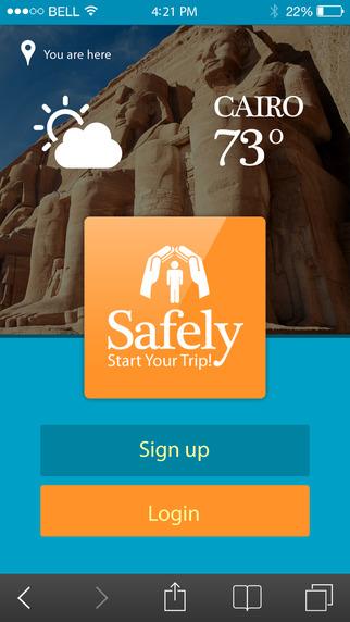Safely Travel Egypt