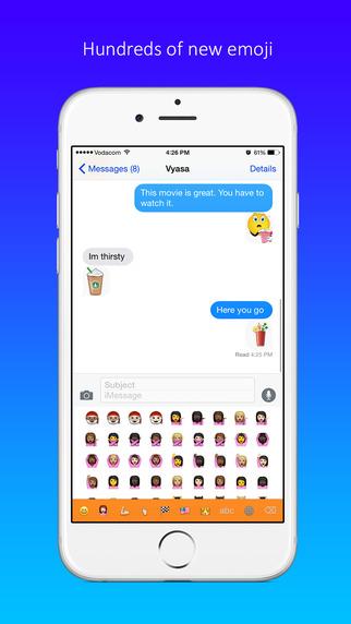 New Emoji :