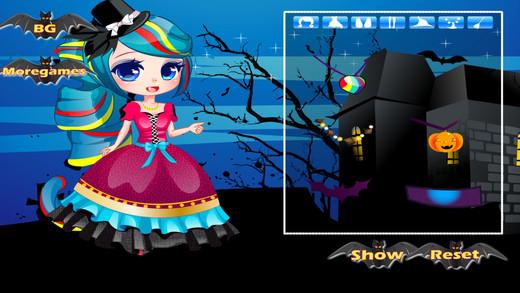 Halloween Style Dress