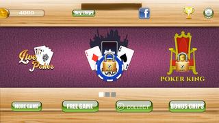 Screenshot 4 123 Видео В Реальном Времени Холдем Покер — игры в карты на двоих казино гранд