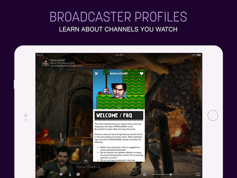 Twitch Screenshots