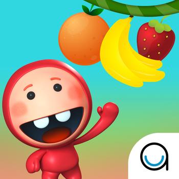 Fruit Naming - Picking & Identifying Playtime for Montessori 教育 LOGO-玩APPs