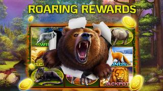 Screenshot 2 Wild Animals Free Slots Game