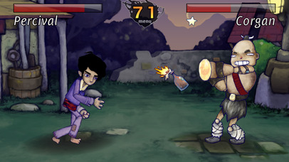 Puncho Fighto screenshot 1