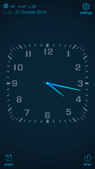 Alarm Clock - Alarm and Sleep Timer™