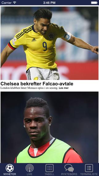 NA fotball - alt om engelsk fotball
