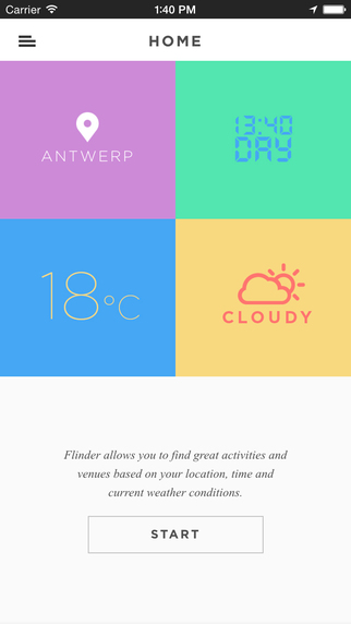 Flinder – Find Perfect Things To Do