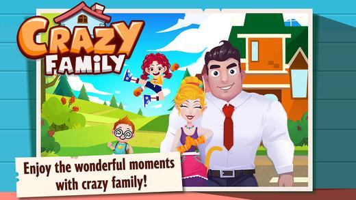 Super Dad Adventure - My Crazy Family