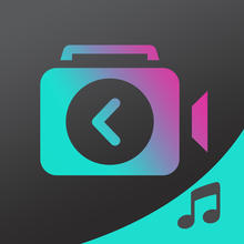 Backwards Cam - Reverse Movie Maker - iOS Store App Ranking and App Store Stats