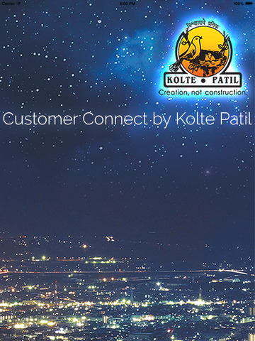 Customer Connect by Kolte-Patil