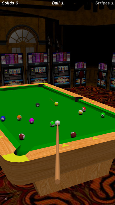Screenshot 2 Vegas Pool Sharks HD Lite