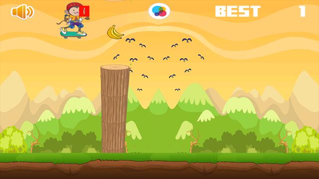 Spider Monkey Skater Skills Pro