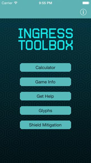 Ingress Toolbox