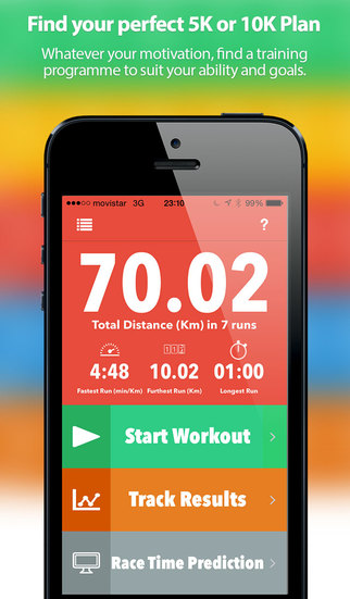 5k - 10k Training : Running Plans from Couch Jog and Walk intervals to run and lose weight