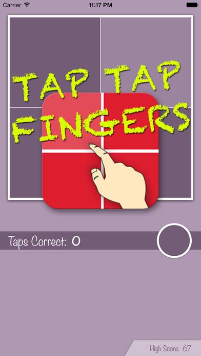 Tap Tap Fingers:在 App Store 上的内容