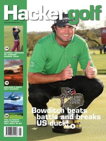 Hacker Golf Magazine
