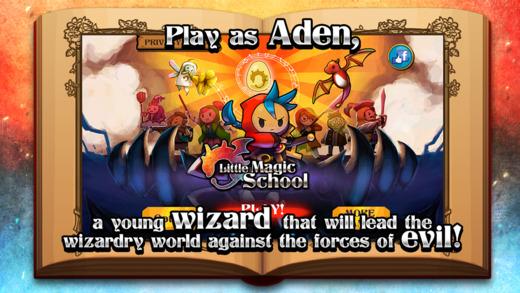 Little Magic School