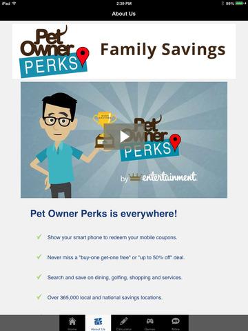 Pet Owner Perks HD