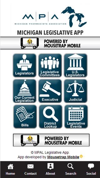 MPA Legislative App