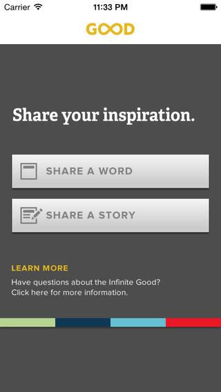 Screenshots for Infinite Good