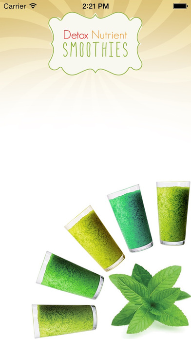 download Detox Smoothie Recipes apps 1