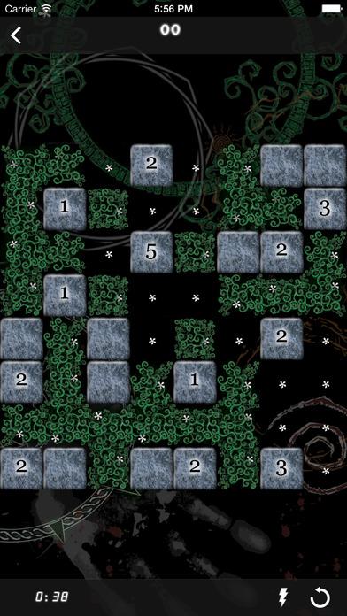 Nurikabe Vault iPhone Screenshot 4