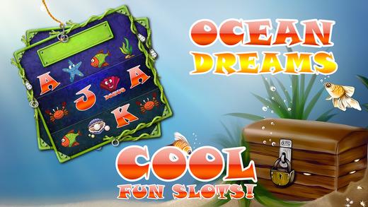 Aaaaaalibaba Aaba Ocean Dream Slots – The Treasure of the Sea Machine Gamble Game Free