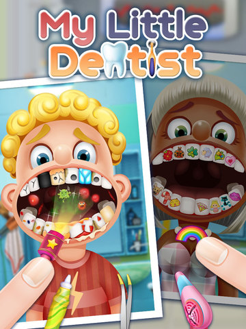Little Dentist - kids games & game for kids screenshot