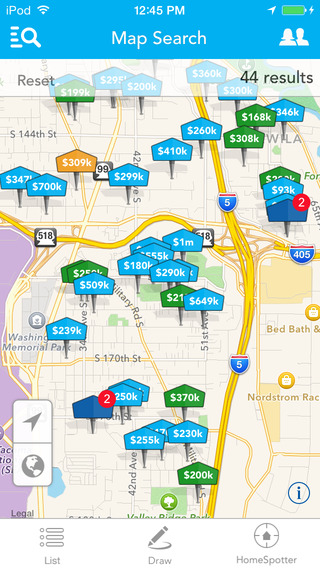 Seattle Home Search Toolkit