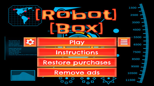 Robot Box - FREE - Slide Rows And Match Robots Super Puzzle Game
