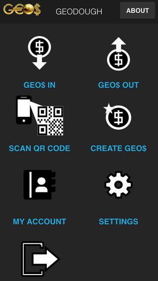 Geodough App