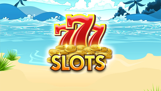 Crystal Clear Water Slots - Beach Vacation Slots to Spin for Gold Coin Wins